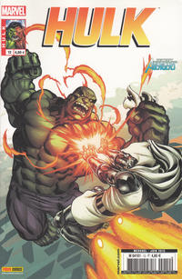 Cover Thumbnail for Hulk (Panini France, 2012 series) #12