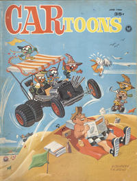 Cover Thumbnail for CARtoons (Petersen Publishing, 1961 series) #29