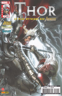 Cover Thumbnail for Thor (Panini France, 2012 series) #4