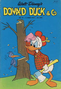 Cover Thumbnail for Donald Duck & Co (Hjemmet, 1948 series) #10/1975