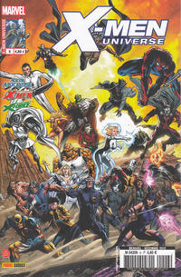 Cover Thumbnail for X-Men Universe (Panini France, 2012 series) #6
