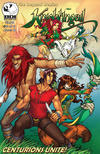 Cover Thumbnail for Knightingail: The Legend Begins (2011 series) #6 [6B]