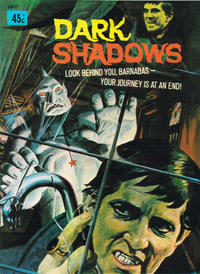 Cover Thumbnail for Dark Shadows (Magazine Management, 1973 series) #29037