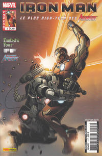 Cover Thumbnail for Iron Man (Panini France, 2012 series) #3