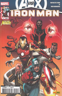 Cover Thumbnail for Iron Man (Panini France, 2012 series) #9