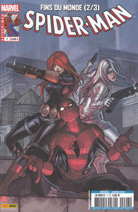 Cover Thumbnail for Spider-Man (Panini France, 2012 series) #7