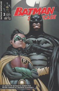 Cover Thumbnail for Batman Showcase (Urban Comics, 2012 series) #2