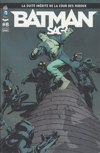 Cover Thumbnail for Batman Saga (Urban Comics, 2012 series) #8