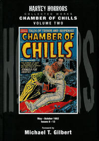 Cover Thumbnail for Harvey Horrors Collected Works: Chamber of Chills (PS, 2011 series) #2