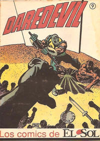 Cover Thumbnail for Los Comics de El Sol (Planeta DeAgostini, 1990 series) #9