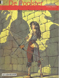 Cover Thumbnail for De Poolster (Le Lombard, 1994 series) #3 - De onechte tweeling