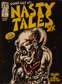 Cover Thumbnail for Nasty Tales (Meep Comix Group, 1971 ? series) #6