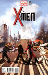 Cover Thumbnail for X-Men (2013 series) #1 [Deadpool Zombie Variant by Arthur Suydam]