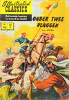 Cover Thumbnail for Illustrated Classics (1956 series) #45 - Onder twee vlaggen [HRN 163]