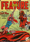 Cover for Feature Comics (Bell Features, 1949 series) #136