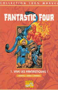 Cover Thumbnail for 100% Marvel : Fantastic Four (Panini France, 1999 series) #1