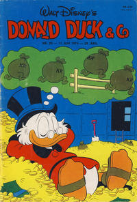 Cover Thumbnail for Donald Duck & Co (Hjemmet, 1948 series) #20/1976
