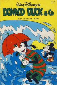 Cover Thumbnail for Donald Duck & Co (Hjemmet, 1948 series) #27/1976