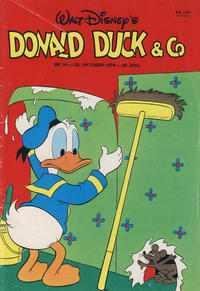 Cover Thumbnail for Donald Duck & Co (Hjemmet, 1948 series) #44/1976