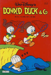 Cover Thumbnail for Donald Duck & Co (Hjemmet, 1948 series) #16/1977