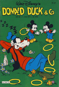 Cover Thumbnail for Donald Duck & Co (Hjemmet, 1948 series) #23/1977