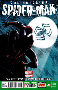 Cover Thumbnail for Superior Spider-Man (Marvel, 2013 series) #3 [3rd Printing]