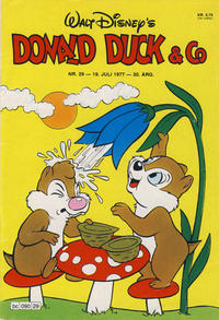 Cover Thumbnail for Donald Duck & Co (Hjemmet, 1948 series) #29/1977