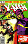 Cover Thumbnail for The Uncanny X-Men (1981 series) #142 [Newsstand Edition]