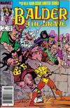 Cover for Balder the Brave (Marvel, 1985 series) #3 [Newsstand Edition]