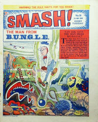 Cover Thumbnail for Smash! (IPC, 1966 series) #16