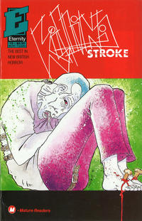 Cover Thumbnail for Killing Stroke (Malibu, 1991 series) #3