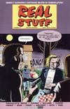 Cover for Real Stuff (Fantagraphics, 1990 series) #10