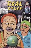 Cover for Real Stuff (Fantagraphics, 1990 series) #19