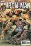 Cover for Iron Man (Marvel, 1998 series) #30