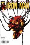 Cover for Iron Man (Marvel, 1998 series) #31