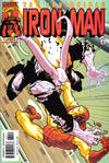 Cover for Iron Man (Marvel, 1998 series) #34