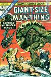 Cover for Giant-Size Man-Thing (Marvel, 1974 series) #3
