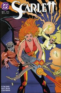 Cover Thumbnail for Scarlett (DC, 1993 series) #9