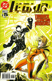 Cover Thumbnail for Legion of Super-Heroes (DC, 1989 series) #116