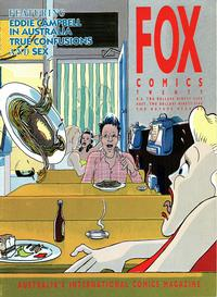 Cover Thumbnail for Fox Comics (Fox Comics, 1984 series) #20