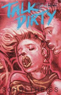 Cover Thumbnail for Talk Dirty (Fantagraphics, 1992 series) #3