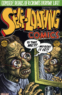 Cover Thumbnail for Self-Loathing Comics (Fantagraphics, 1995 series) #1