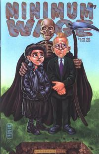 Cover Thumbnail for Minimum Wage (Fantagraphics, 1995 series) #7