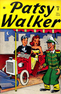 Cover Thumbnail for Patsy Walker (Marvel, 1945 series) #2