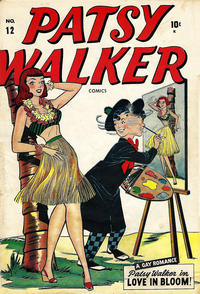 Cover Thumbnail for Patsy Walker (Marvel, 1945 series) #12