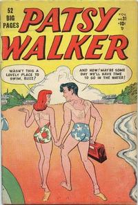 Cover Thumbnail for Patsy Walker (Marvel, 1945 series) #31