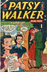 Cover Thumbnail for Patsy Walker (Marvel, 1945 series) #48