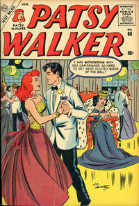 Cover Thumbnail for Patsy Walker (Marvel, 1945 series) #68