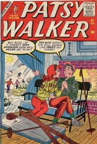 Cover Thumbnail for Patsy Walker (Marvel, 1945 series) #87