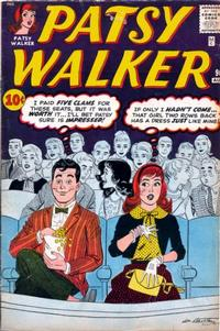 Cover Thumbnail for Patsy Walker (Marvel, 1945 series) #96